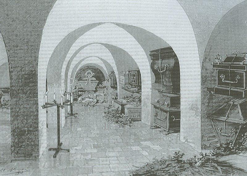 File:De nieuwe grafkelder in Delft.jpg