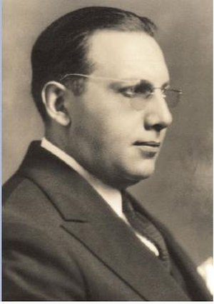 Dean Alfange - Alfange in 1922