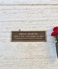 Dean Martin Grave.JPG
