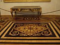 Decorative floors Winter Palace, St Petersburg (Hermitage), 1730, ZM.JPG