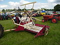 Deering binder at Astwood Bank Vintage Show 2008.jpg