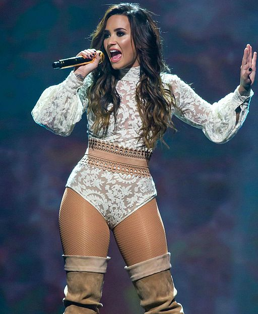 Demi Lovato, Future Now 2016 (Cropped)