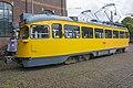 Den Haag HOVM tram 1304 en 1902 partytram erachter (29085796491).jpg