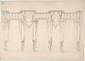 Design for Fringed Curtains Surrounding Three Windows MET DP807338.jpg
