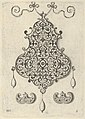 Design for the Verso of a Pendant with an Oval Motif Between Strapwork MET DP837412.jpg