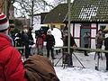 Dessa Lund; inspelning på Kulturen.JPG