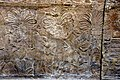 Detail. Assyrian military campaign in southern Iraq, slabs made 640-620 BCE, British Museum.jpg