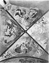 detail gewelfschildering in noord zijbeuk - bolsward - 20037480 - rce