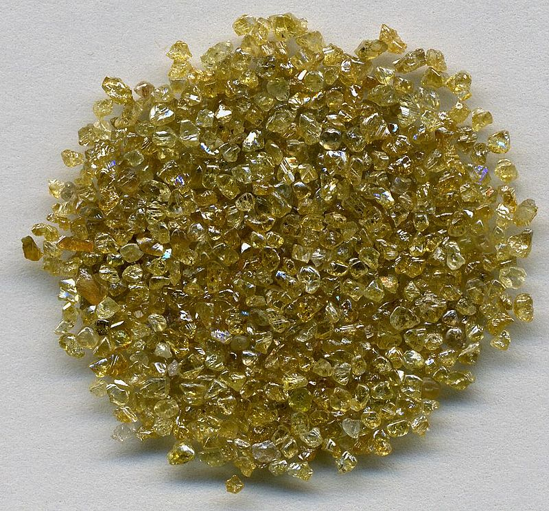 Diamonds- Zaire, (DR Congo) (8458935824).jpg