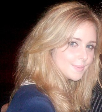 Diana Vickers - Vickers in April 2010