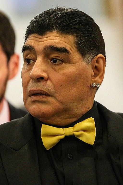 Diego Maradona 2017