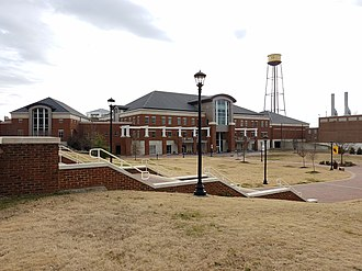 Winthrop University - Digiorgio Campus Center, built 2010
