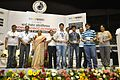 Dignitaries with Prize Winners - Valedictory Session - Indian National Championship - WRO - Kolkata 2016-10-23 9004.JPG