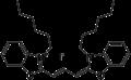 Dihexyloxacarbocyanine iodide.png