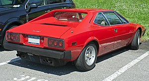Ferrari GT4 - Ferrari GT4 (US)