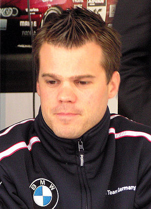 Dirk Müller (racing driver) - Müller at the 2006 FIA WTCC Race of Brazil.
