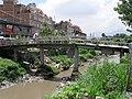 Dirty River, bridge in Kathmandu, Nepal.jpg