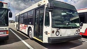 Disney Transport - Image: Disney Transport busses at DAK (25222401703)