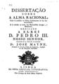 Dissertação Sobre a Alma Racional (1778) - Fr. José Mayne.png
