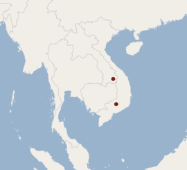 Distribution of Hypsugo dolichodon.png