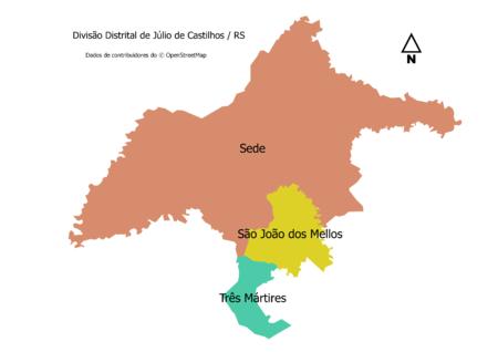 Júlio De Castilhos Rio Grande Do Sul Wikipédia A Enciclopédia Livre