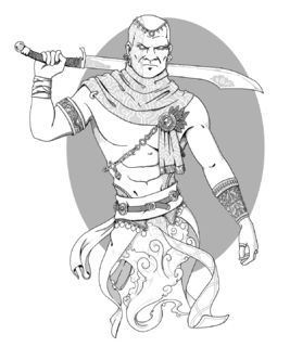 Djinni (<i>Dungeons & Dragons</i>) fictional species in the Dungeons and Dragons franchise