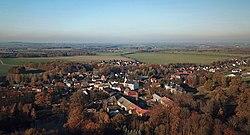 Doberschau-Gaußig Gaußig Aerial.jpg