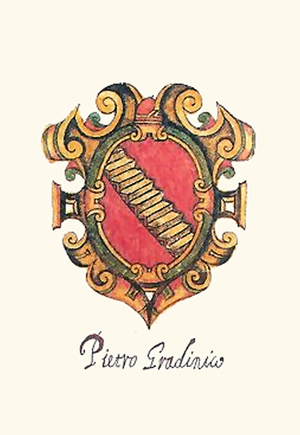 Pietro Gradenigo - Pietro Gradenigo's coat of arms