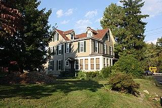 Dolington Village Historic District