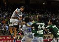 Domagoj Duvnjak throwing DKB Handball Bundesliga HSG Wetzlar vs HSV Hamburg 2014-02 08.jpg