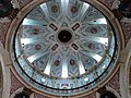 Dome of Minor Basilica of St. Michael the Archangel Tayabas City.JPG