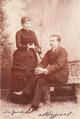 Don Miguel of Braganza and his sister, Princess Adelgunde (c. 1889).png