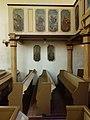 Dorfkirche Casekow 2019 Bankreihen.jpg