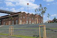 Dortmund - PW-Phoenixplatz+Phoenixhalle 02 ies.jpg