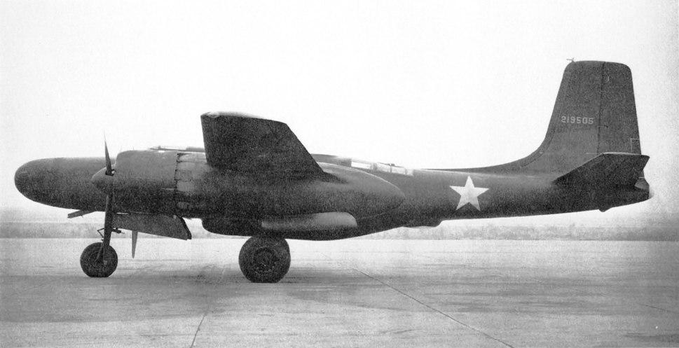 Douglas A-26 & B-029