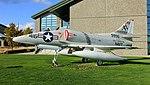 Douglas A-4E Skyhawk, 1961 - Evergreen Aviation & Space Museum - McMinnville, Oregon - DSC00470.jpg