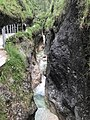 Downpart of Almbachklamm near Marktschellenberg, Berchtesgadener Land, Germany.jpg