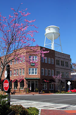 Downtown Senoia