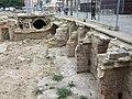 Drážďany, Altstadt, archeologické vykopávky.jpg