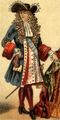 Dräkt, Ludwig XIV av Frankrike, Nordisk familjebok.png