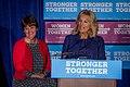 Dr. Jill Biden & Anne Holton in Philadelphia (30512380492).jpg