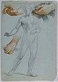 Drawing, Male Nude Standing, Separ, 1858 (CH 18566041).jpg