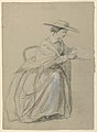 Drawing, Mrs. Sheppard Gandy Seated, 1859 (CH 18565881).jpg