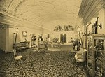 Dress circle foyer of Regent Theatre, Melbourne, 1924 - 1934 (4436760120).jpg