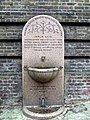 Drinking fountain, Rosslyn Hill, for man and beast - geograph.org.uk - 639247.jpg