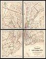Driving road chart of the country surrounding New York City - embracing the counties (or portions thereof) of New York, Kings, Queens, Westchester, Richmond, Rockland & Orange, New York, Hudson, LOC 89694138.jpg