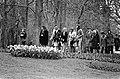 Drukte op Keukenhof tijdens paasweekend overzicht drukte, Bestanddeelnr 927-8345.jpg