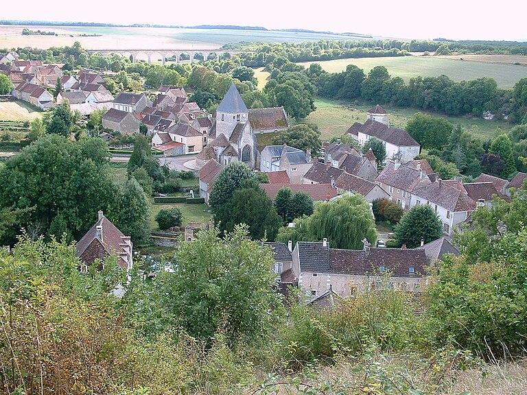 Maisons à vendre à Druyes-les-Belles-Fontaines(89)