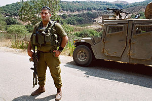 Druze in Israel - Druze commander of the IDF Herev battalion
