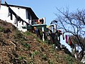Drying laundry in Kausani, 11-2009 - panoramio.jpg